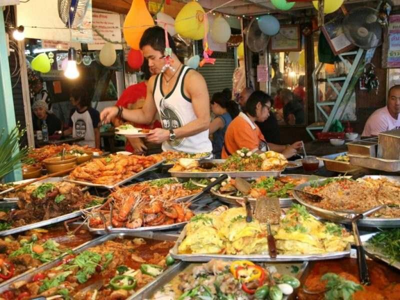 Общественное питание и цены на еду