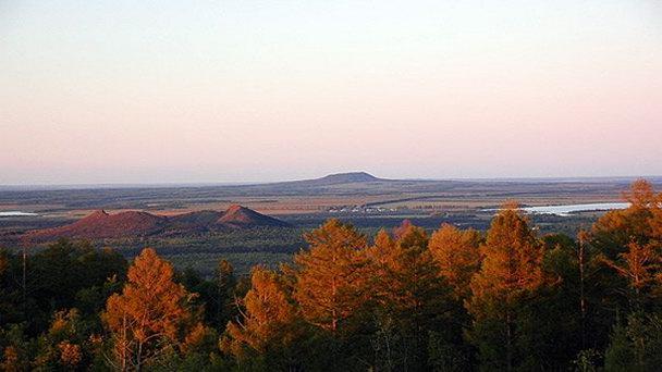 Вулкан Хэйлун (фото)